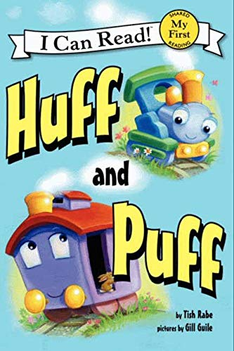9780062305015: Huff and Puff (I Can Read Books: My First Shared Reading)