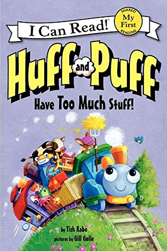 9780062305060: Huff and Puff Have Too Much Stuff! (My First I Can Read)