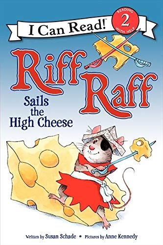 9780062305091: Riff Raff Sails the High Cheese (I Can Read Level 2)