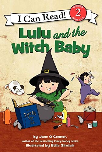 9780062305169: Lulu and the Witch Baby (I Can Read Level 2)