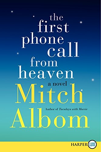 9780062305770: The First Phone Call from Heaven LP