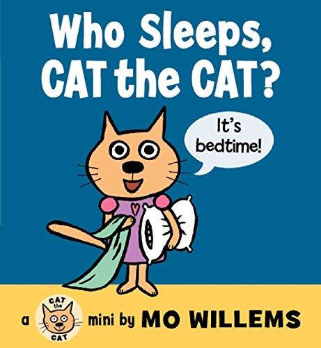 9780062306555: Who Sleeps, Cat the Cat?
