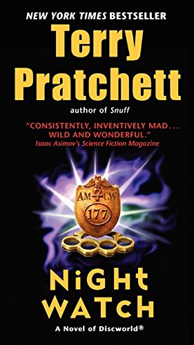 9780062307408: Night Watch (Discworld Novels)