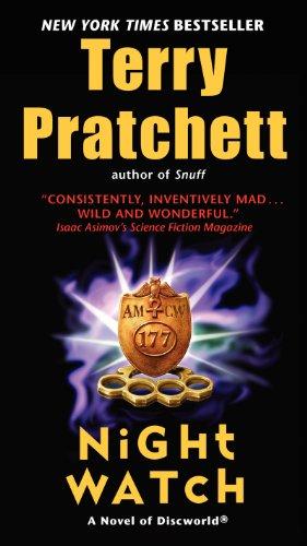 9780062307408: Night Watch: A Novel of Discworld
