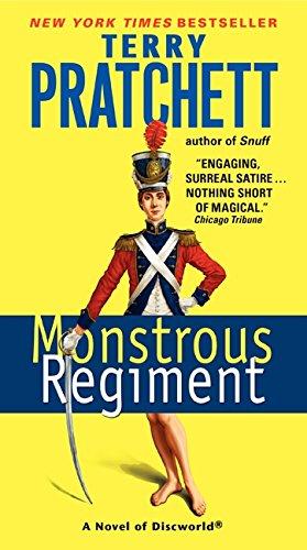 9780062307415: Monstrous Regiment (Discworld)