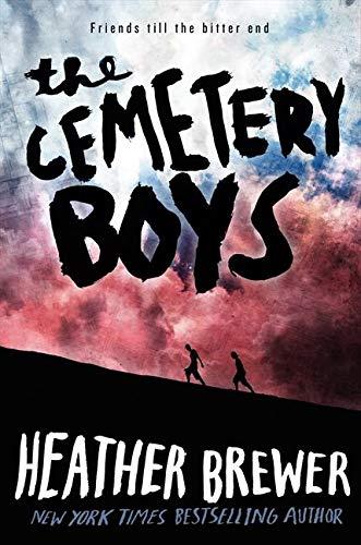 9780062307880: Cemetery Boys