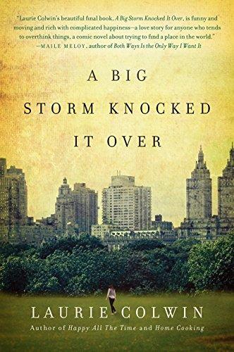 9780062308238: A Big Storm Knocked It Over: A Novel