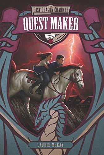 9780062308474: Quest Maker (Last Dragon Charmer)