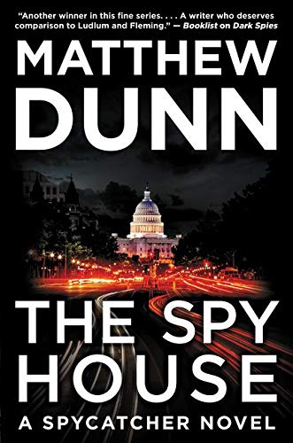 9780062309495: The Spy House: A Spycatcher Novel