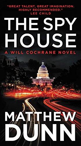 9780062309518: The Spy House: A Will Cochrane Novel