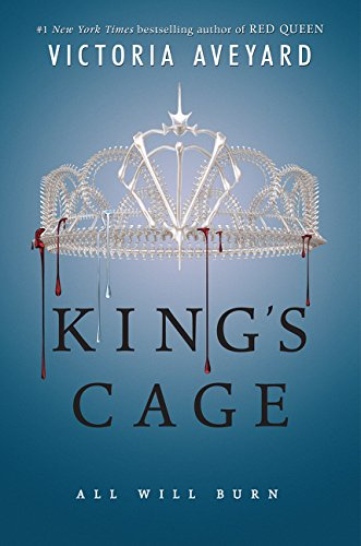 King's Cage (Red Queen): Aveyard, Victoria