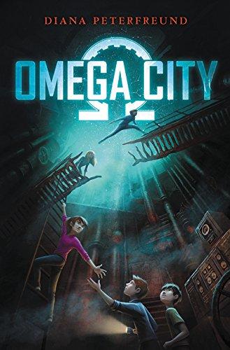 Omega City: Peterfreund, Diana