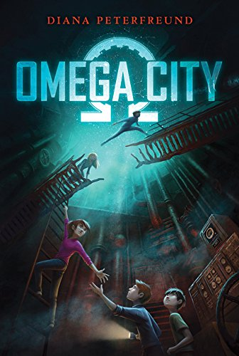 9780062310866: Omega City