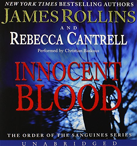 9780062310972: Innocent Blood Unabridged CD (Order of the Sanguines)