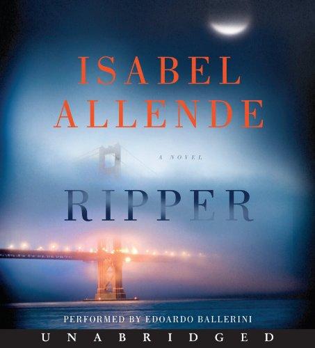 9780062311016: Ripper CD: A Novel