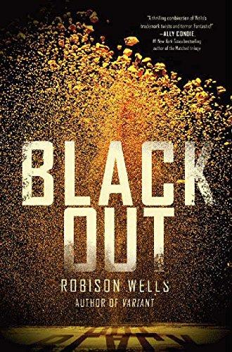 9780062311207: Blackout