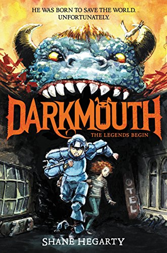 9780062311252: Darkmouth #1: The Legends Begin