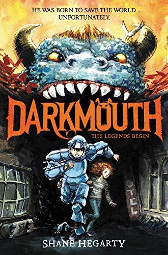 9780062311306: Darkmouth #1: The Legends Begin