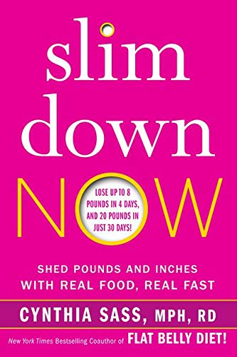 9780062311832: Slim Down Now