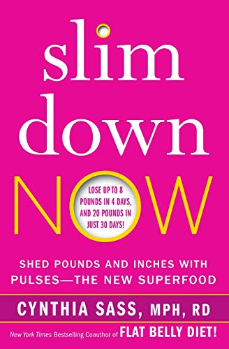 9780062311849: Slim Down Now: Shed Pounds and Inches with Real Food, Real Fast