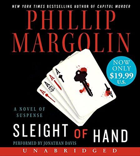 9780062311948: Sleight of Hand Low Price CD: A Novel of Suspense (Dana Cutler Series)