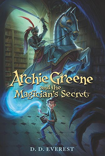 9780062312129: Archie Greene and the Magician's Secret