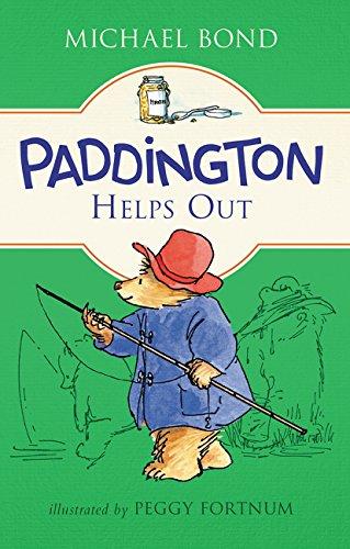 Paddington Helps Out: Bond, Michael
