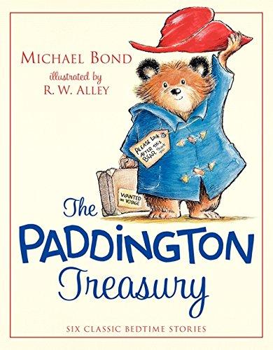 9780062312426: The Paddington Treasury: Six Classic Bedtime Stories