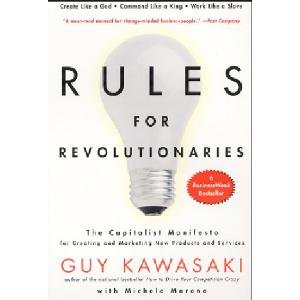 9780062312839: RULES FOR REVOLUTIONARIES