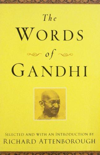 Words Of Gandhi: Gandhi