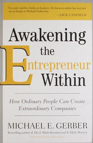 9780062312891: AWAKENING THE ENTREPRENEUR WITHIN