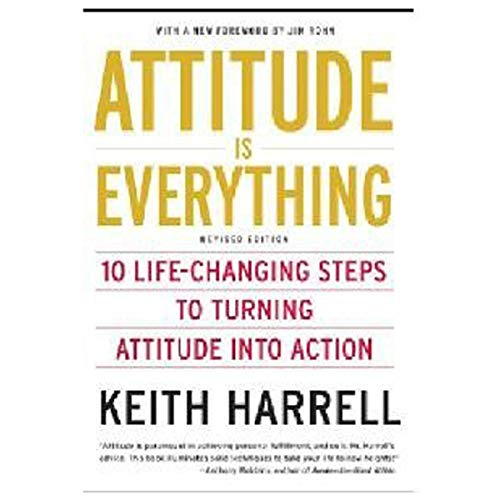 9780062313041: Attitude is Everything