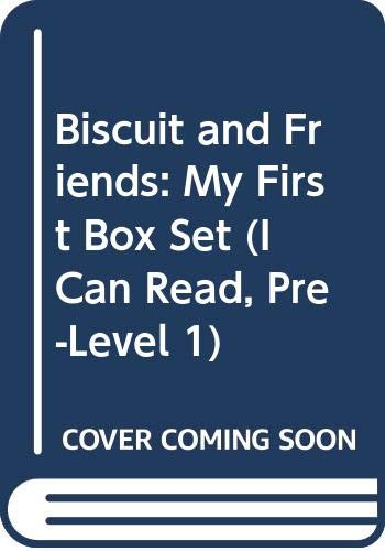 9780062313270: Biscuit and Friends: My First Box Set (My First I Can Read)