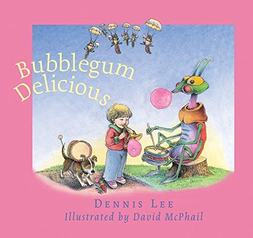 9780062313478: Bubblegum Delicious