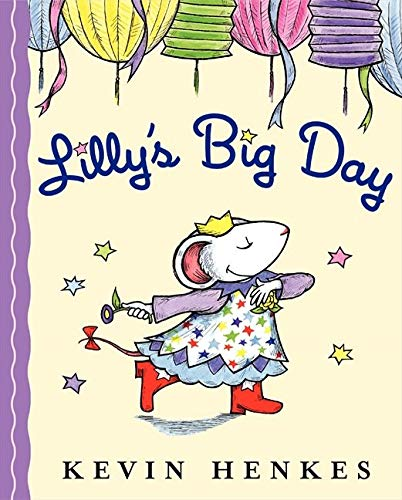 9780062313584: Lilly's Big Day