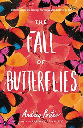 9780062313676: The Fall of Butterflies