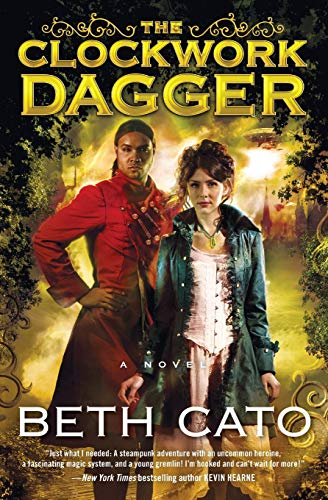 9780062313843: The Clockwork Dagger: A Novel (A Clockwork Dagger Novel)