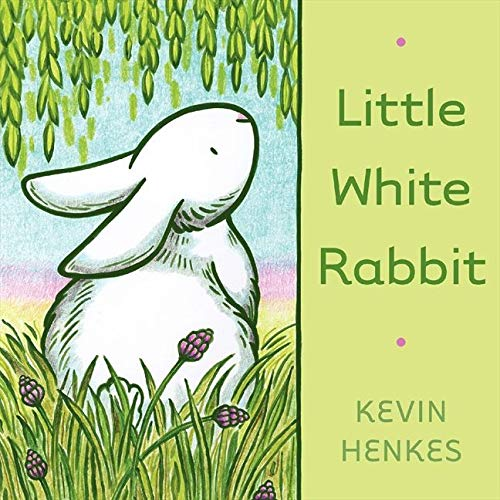 9780062314093: Little White Rabbit Board Book