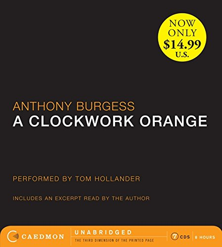 9780062314260: A Clockwork Orange Low Price CD