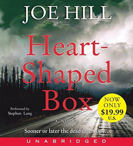 9780062314277: Heart-Shaped Box