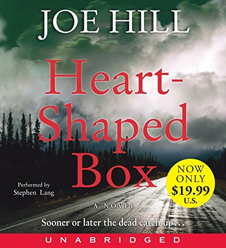 9780062314277: Heart-Shaped Box Low Price CD