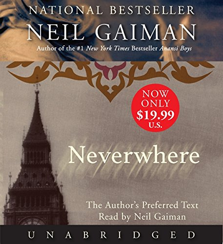 9780062314314: Neverwhere Low Price CD