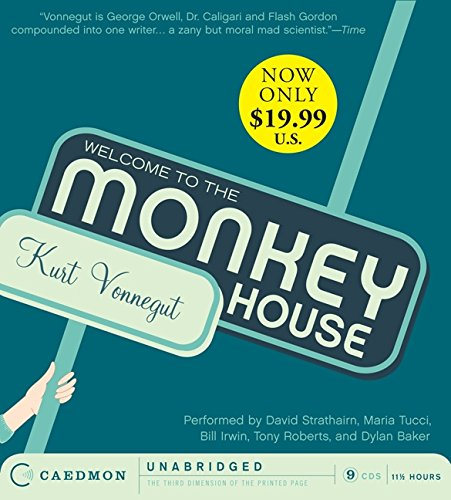 9780062314369: Welcome to the Monkey House Low Price CD