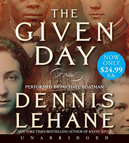 9780062314420: The Given Day Low Price CD