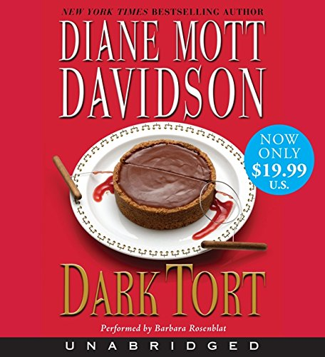 9780062314437: Dark Tort Low Price CD (Goldy Schulz Culinary Mysteries)