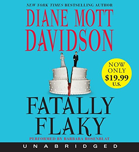 9780062314444: Fatally Flaky Low Price CD