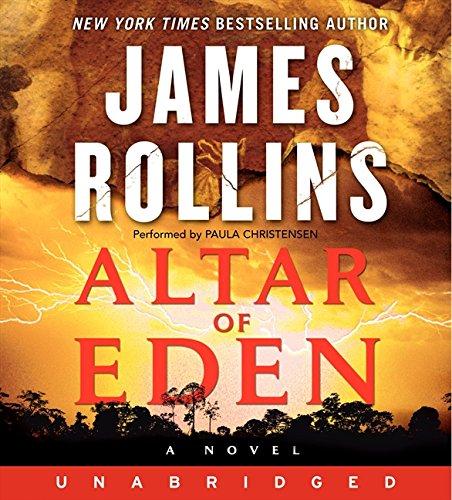 Altar of Eden Low Price CD: A Novel: James Rollins