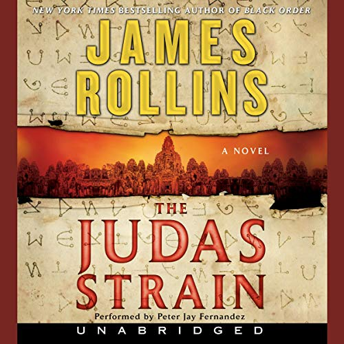 9780062314482: The Judas Strain Low Price CD: A Sigma Force Novel (Sigma Force Novels)