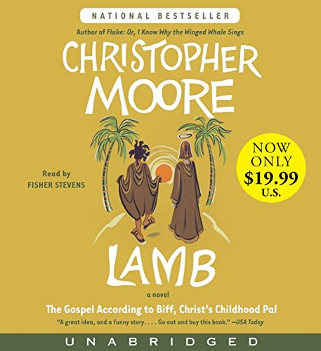 9780062314512: Lamb Low Price CD: The Gospel According to Biff, Christ's Childhood Pal