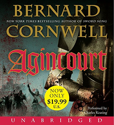 9780062314536: Agincourt Low Price CD: A Novel
